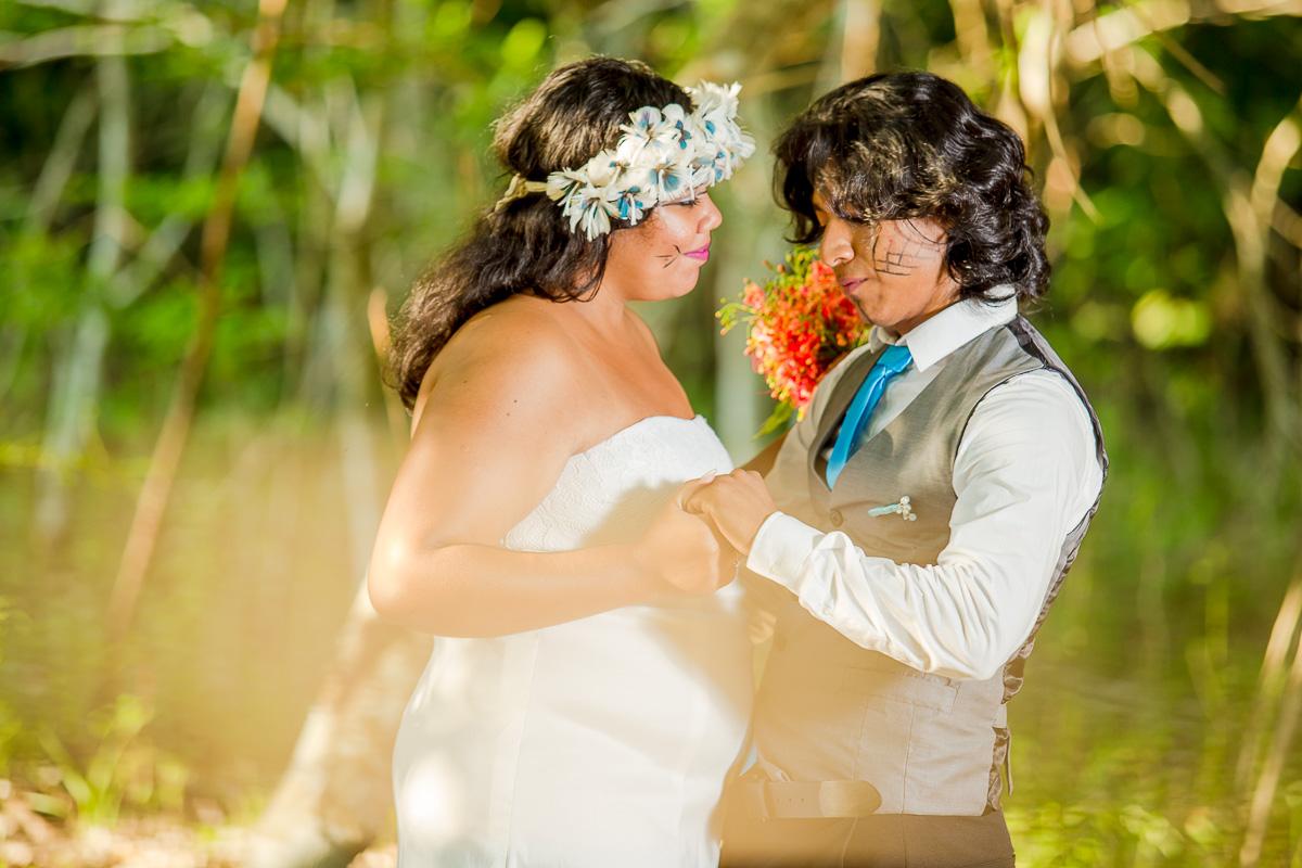 Silvano e Vanessa
