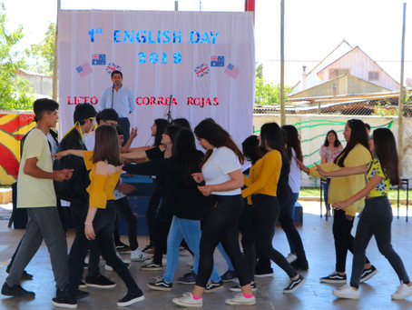 First English Day 2019