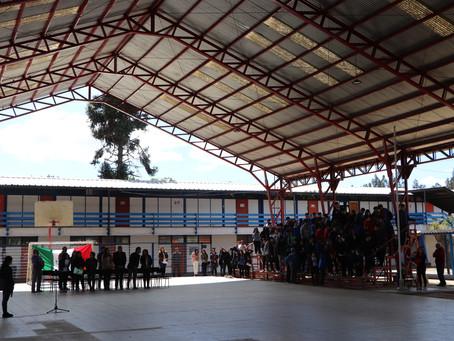 Aniversario Liceo Luis Correa Rojas 2019