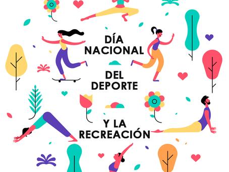 Día del deporte y recreación