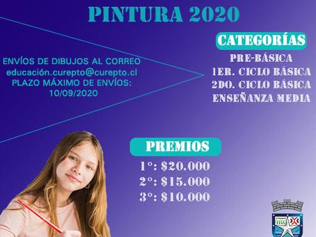 XXII CONCURSO DE DIBUJO Y PINTURA 2020
