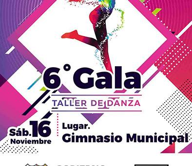 6° Gala Taller de Danza