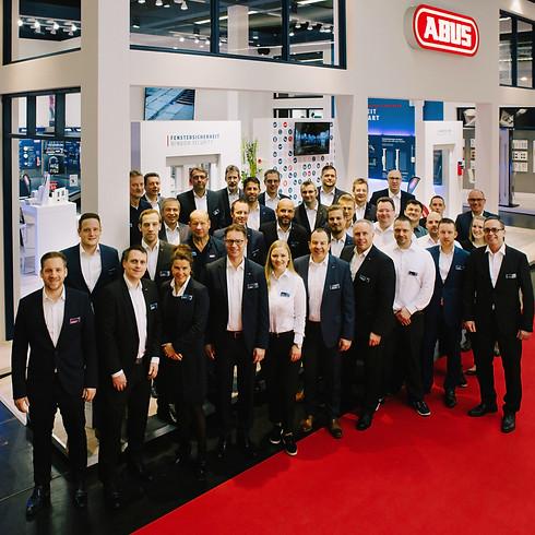 Messemoderation ABUS Fensterbau Frontale, Nürnberg 2020