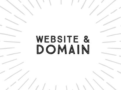 Website & Domain - Wie melde ich eine Website an? Wie baue ich eine Website ohne HTML?