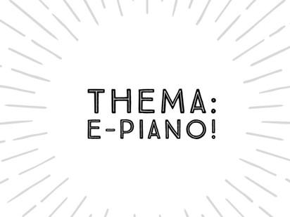 E-Piano Kauf! Was muss ich beachten?