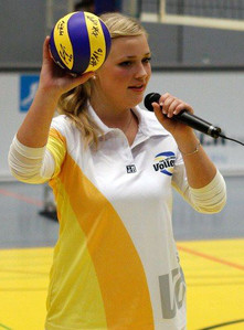 Sportmoderatorin Luisa Skrabic