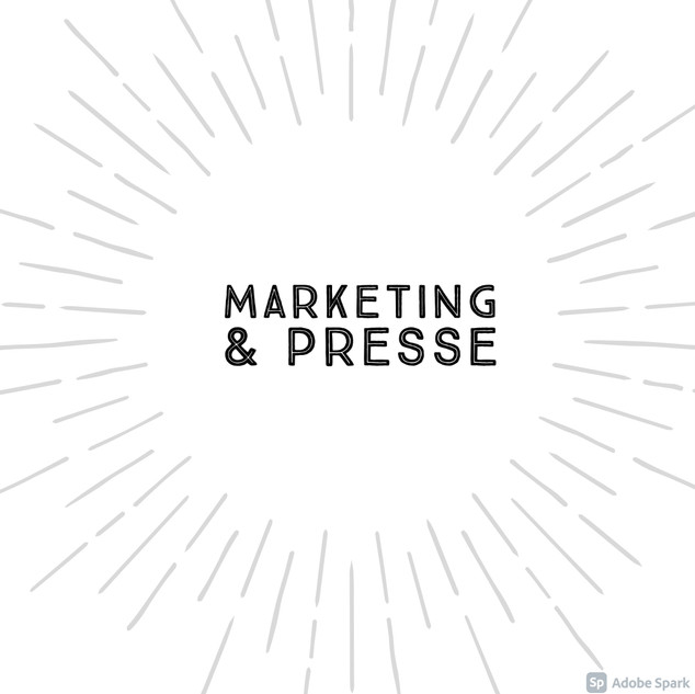 8. Marketing & Presse