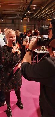 Fernsehmoderatorin Luisa Skrabic
