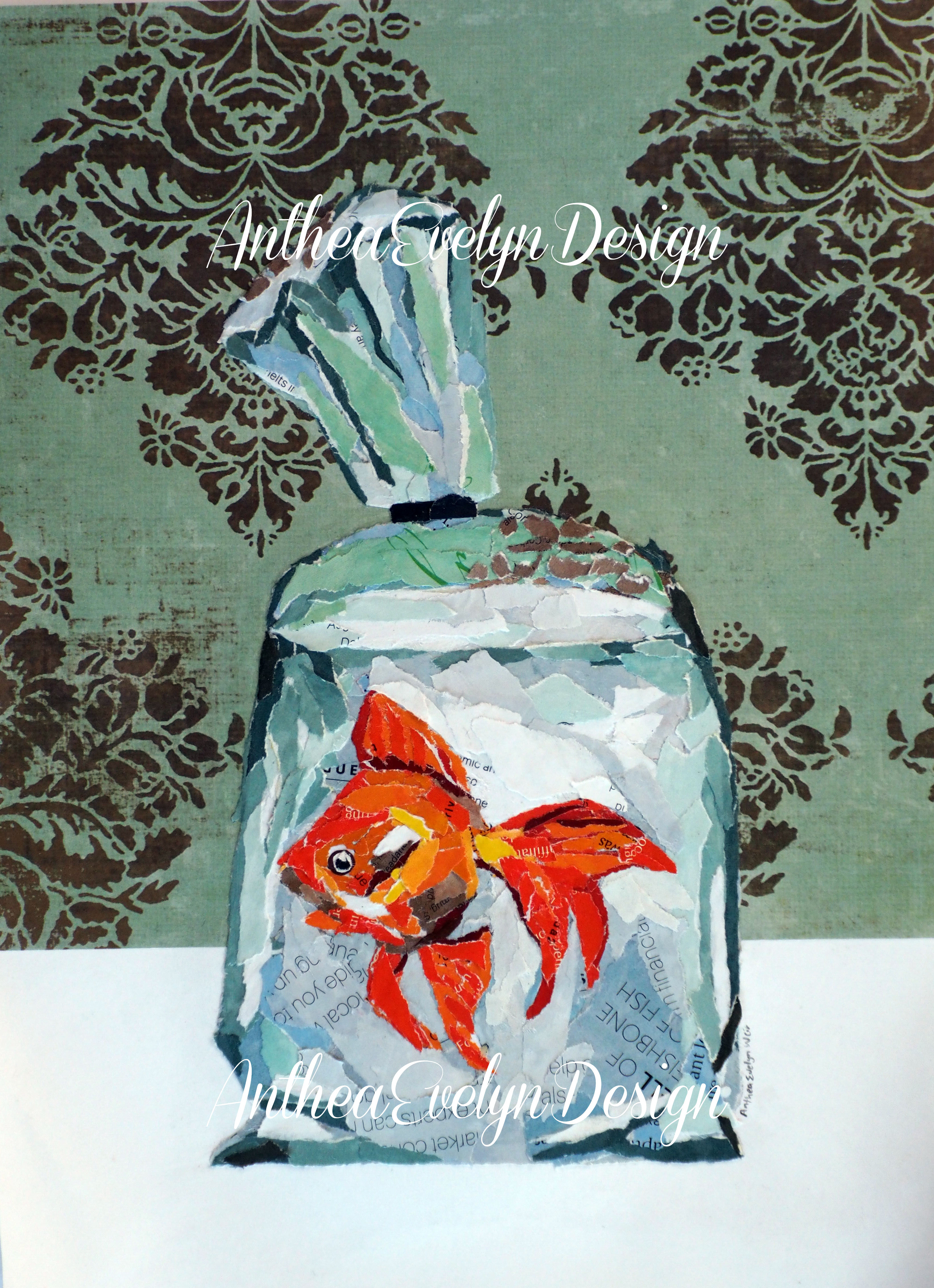 P1081 Fish in bag $135