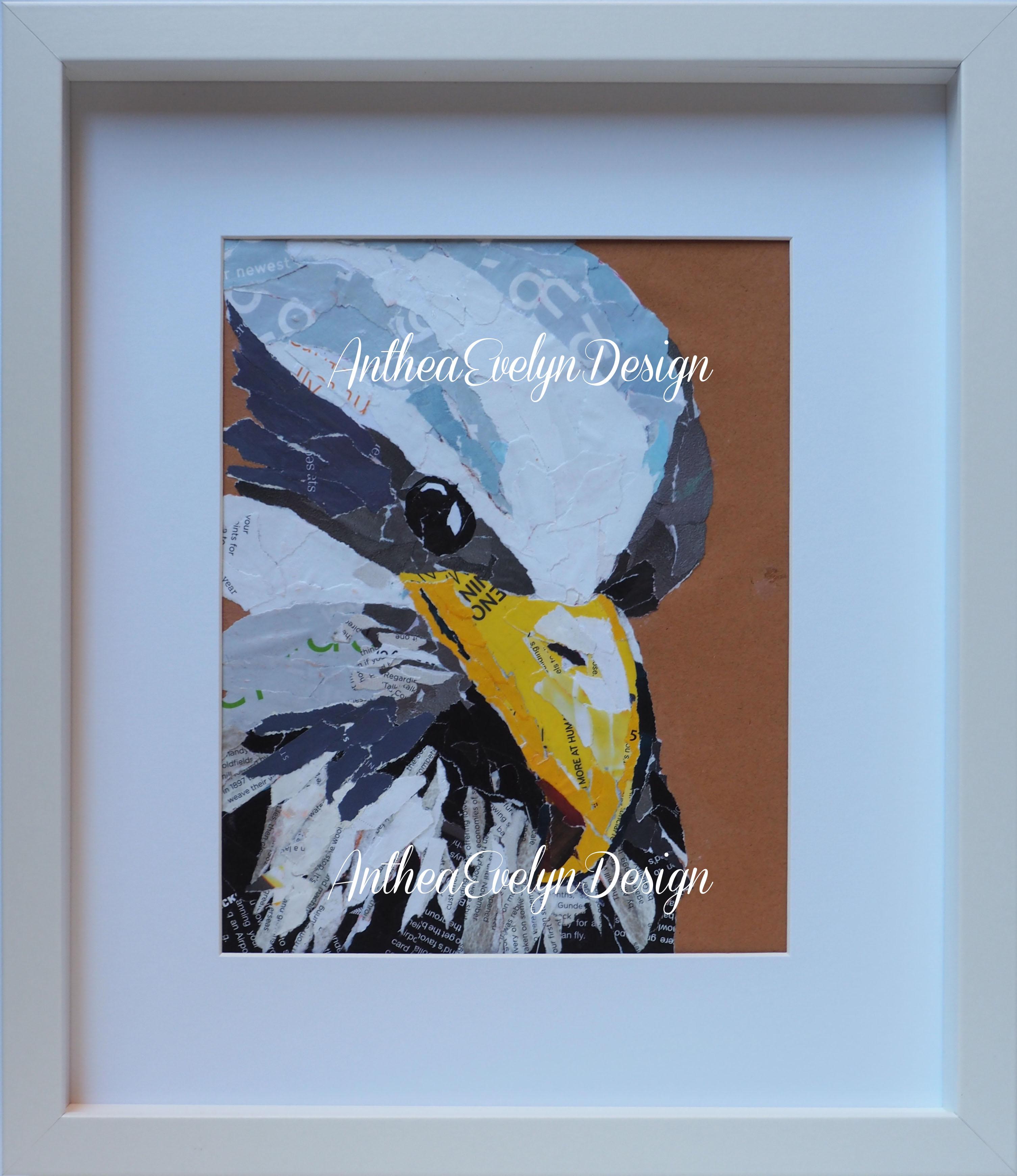 P1006 Eagle AED Frame