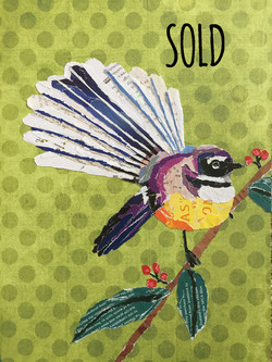 CA1007 Fantail SOLD