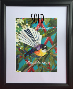 P1115 A3 Fantail SOLD