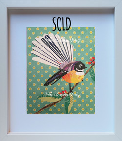P1070 Fantail SOLD