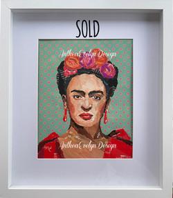 P1141 Frida 3 SOLD