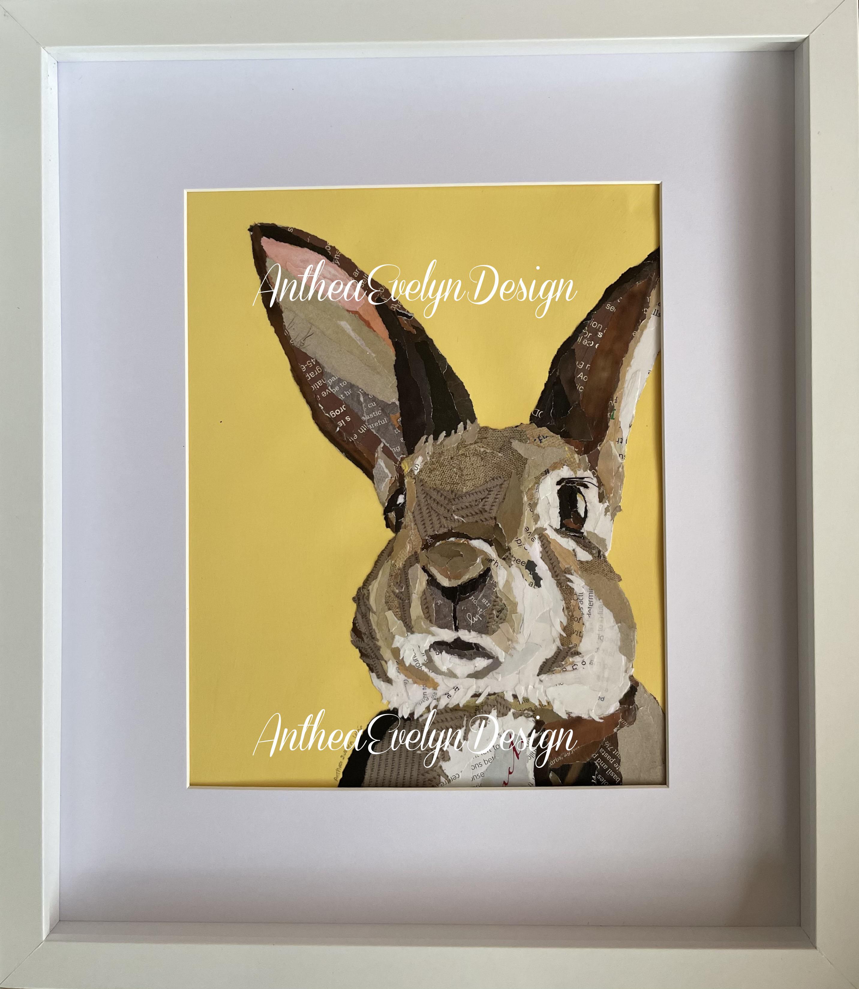 P1136 Rabbit 4 yellow $135