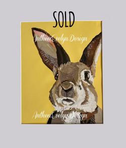 P1136 Rabbit SOLD