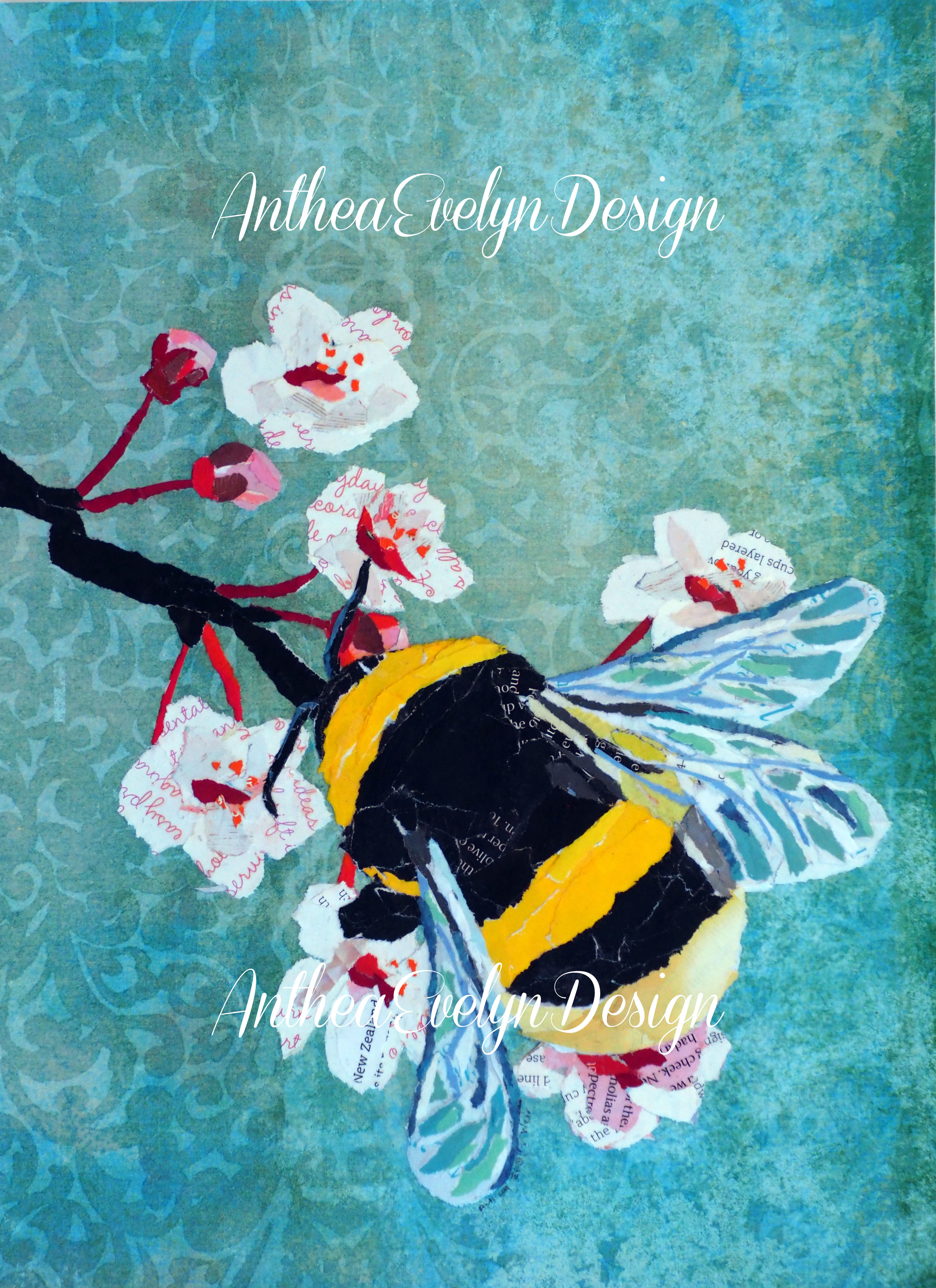 P1080 Bumble bee $135