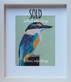 P1041 Kingfisher SOLD
