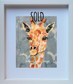 P1009 Giraffe SOLD