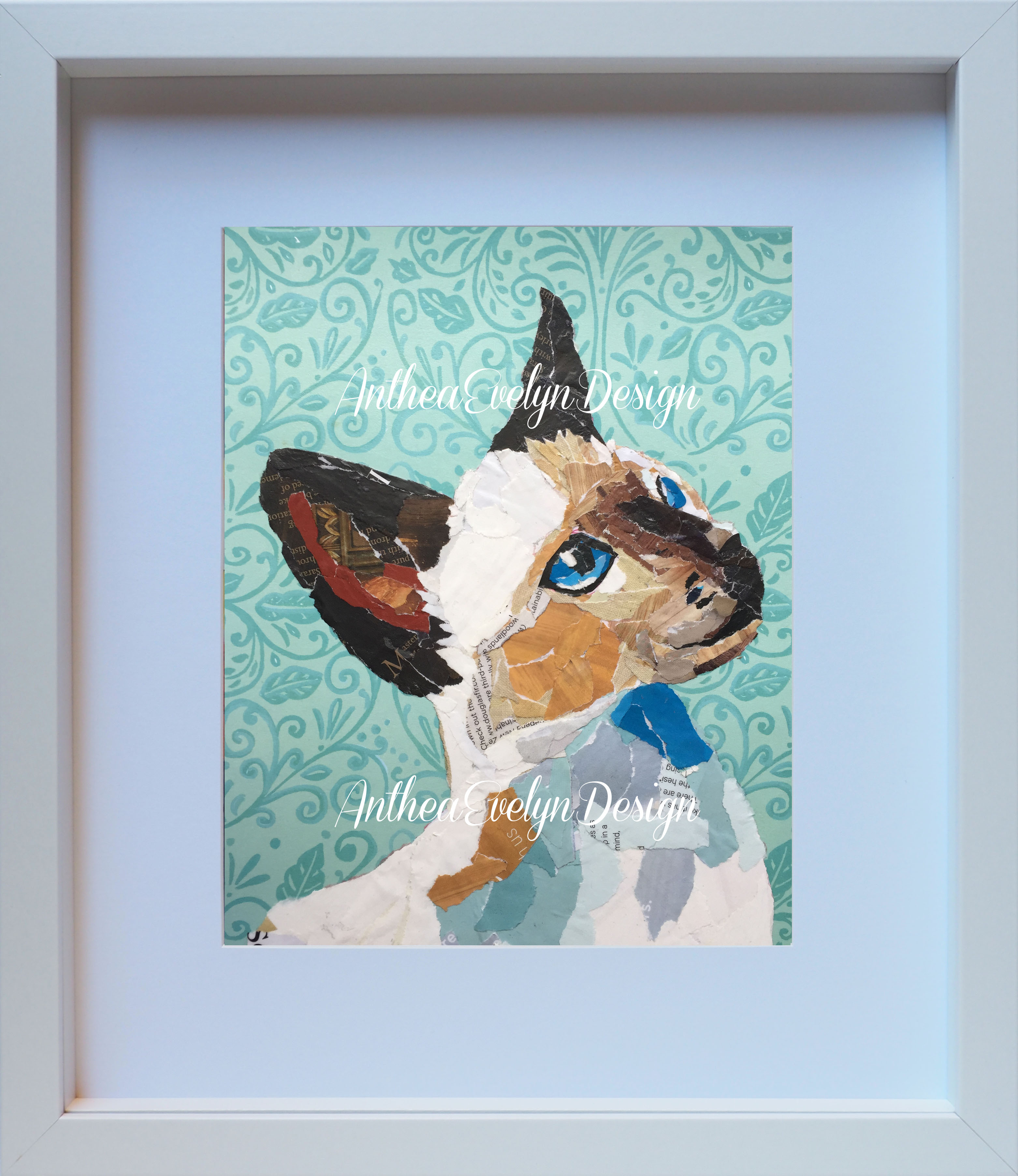 P1061 Simese Cat $135