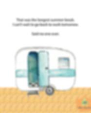 Teal Caravan