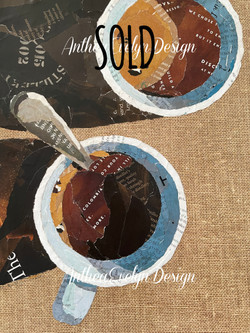 P1142 2 x coffee SOLD