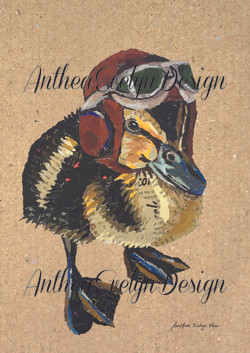 PRINT Duckling