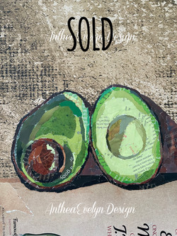 P1142 Avocado SOLD