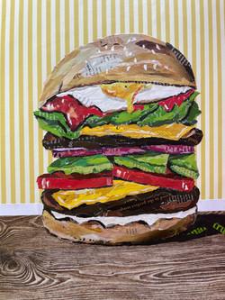 P1131 Burger A3 $270