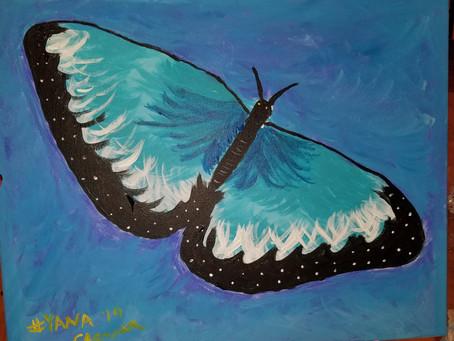 #YANA Sistah Love Butterfly Symbolizes...