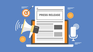Is public relations only press releases?