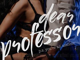 DEAR PROFESSOR - start reading for free!