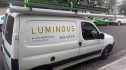 The 'Lum-mobile'