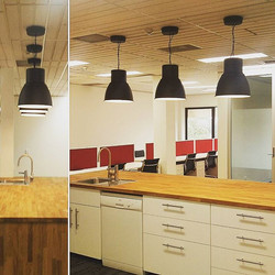 💡💡💡_So much better than the fluorescent office lights we replaced. _www.lumelec.com