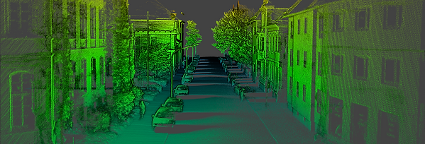 scan 3D viametris ; mobile mapping