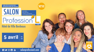 Conférence : Salon profession'L