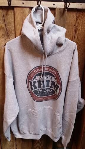 KRIM Logo Hoodie