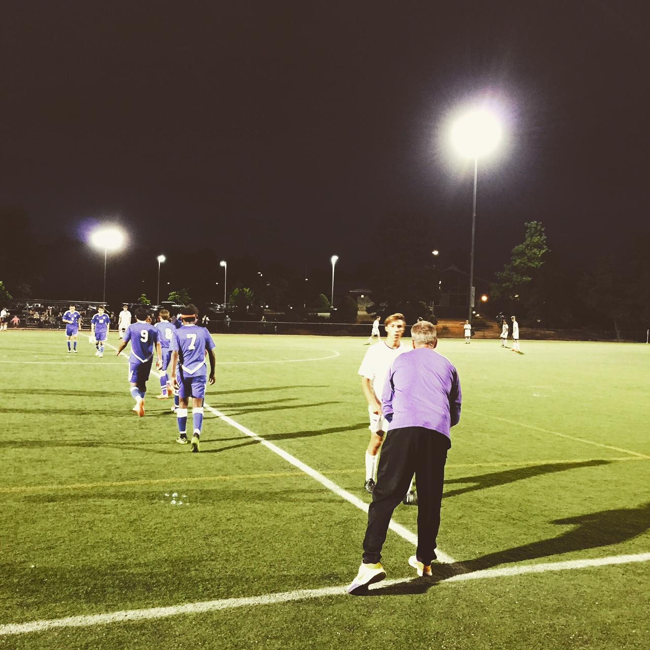 Longhorn Boys Soccer