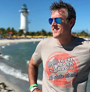 Yacht Rock Radio Host Captain Adam, Payson Radio, Rim Country Radio, Community Radio for a Community That Cares