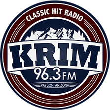 rim country radio, community radio, payson radio, KRIM 96.3FM-LP, LPFM, classic hit radio, Low Power to the People, Arizona's first LPFM radio station