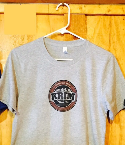 KRIM Logo T-Shirt - Youth