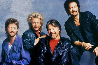 Bob Seger and the Silver Bullet Band 1986