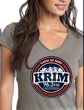 KRIM Logo T-Shirt - Women's Cut