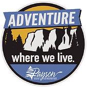 Adventure Where We Live