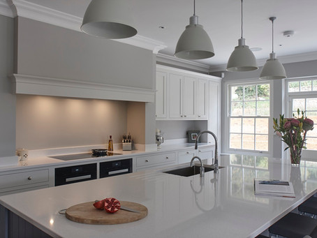 What are the benefits of quartz worktops?