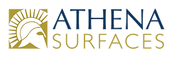 Athena Surfaces Logo