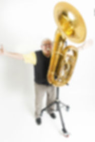 Tuba Stand - Sit or Stand