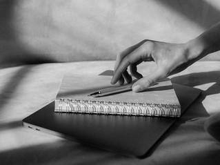 O peso da caneta