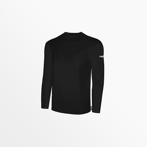 ADULT BASICS LONG  SLEEVE TEE SHIRT