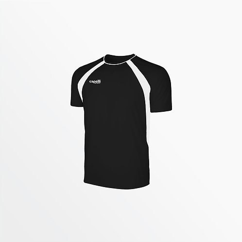 YOUTH RAVEN SHORT SLEEVE TRAINING TOP